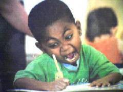 暑假作業都沒寫 明天開學的我