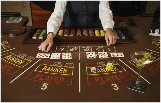 控制遊戲本金,百家樂贏錢