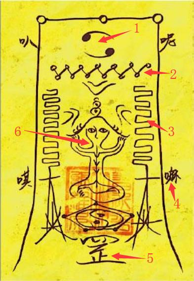 還願符咒代表意義-財神娛樂
