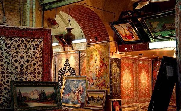 shiraz-bazaar