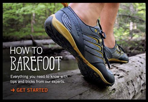 How-To-Barefoot