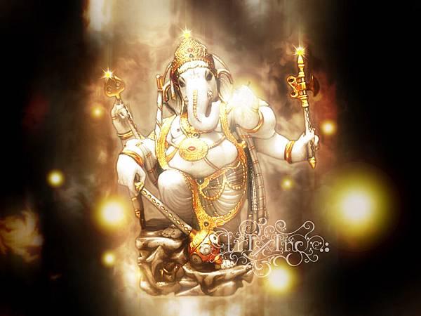 Ganesha_Wallpaper_by_TrIXInc