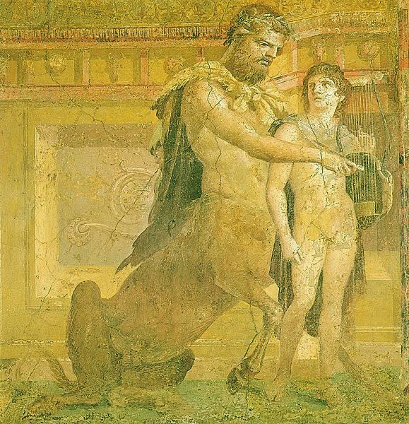 LF-Achilles-Chiron-fresco