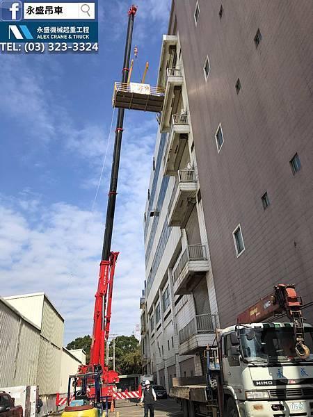 100噸吊車 80噸吊車 120噸吊車