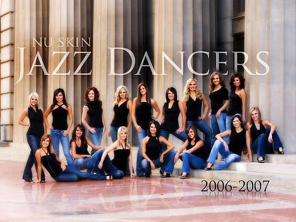 Jazz Dancers 03