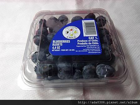 進口新鮮智利藍莓