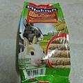 德國Vitakraft小動物玉米捲心酥磨牙棒 (1)