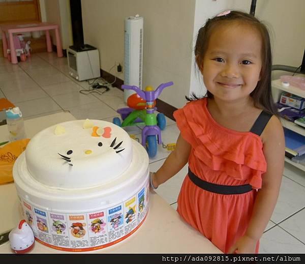 可安滿4歲生日.JPG