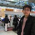 高雄小港國際機場 check in