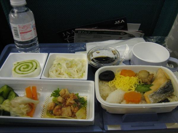 亞細亞航空餐