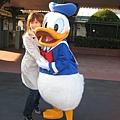 可愛的日本美眉及唐老鴨