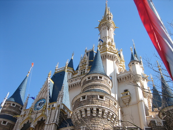 夢幻的城堡