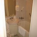 超小的衛浴設備