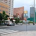 舊葡京前的街景