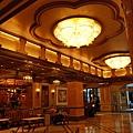 利澳酒店的大廳
