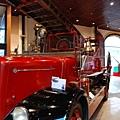 消防博物館 - 消防車