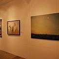 塔石藝文館的展覽作品