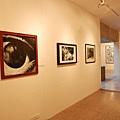塔石藝文館內的展覽品
