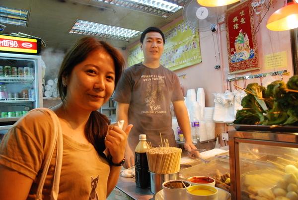 答應老闆要回台灣宣傳的,超好吃!