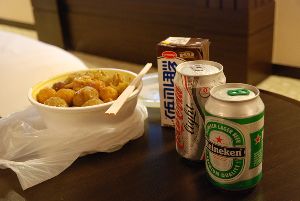 第二天晚餐,很滿足...