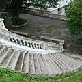 這個石階梯很有拍戲的FEEL