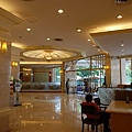 君怡酒店的大廳
