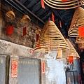 澳門的廟宇跟台灣很不一樣