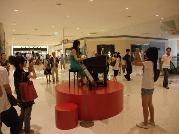 鋼琴演奏 live