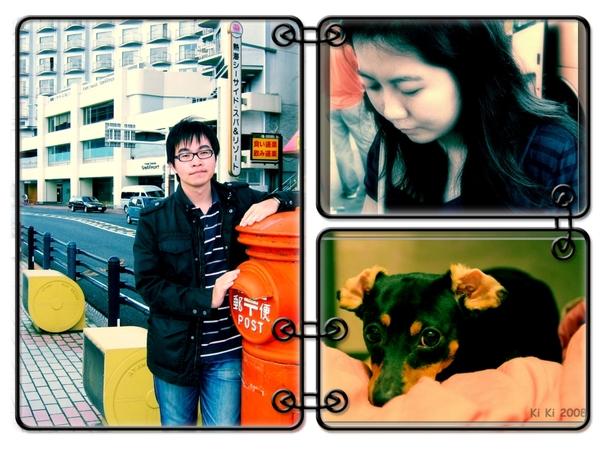 日本 + 澳門 + 台灣的狗