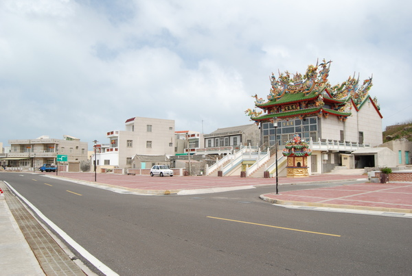 澎湖有好多好多的廟宇喔...