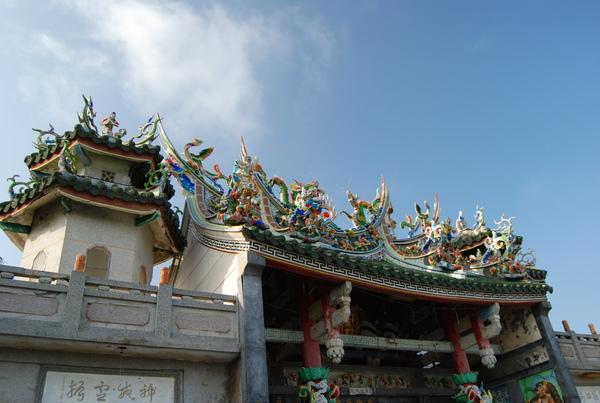 廟宇真的很多