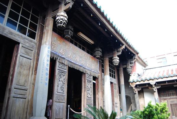天后宮 - 澎湖的廟跟台灣的廟感覺很不一樣