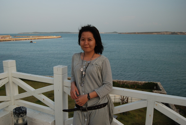 夏灩民宿 - 天台上拍個照紀念