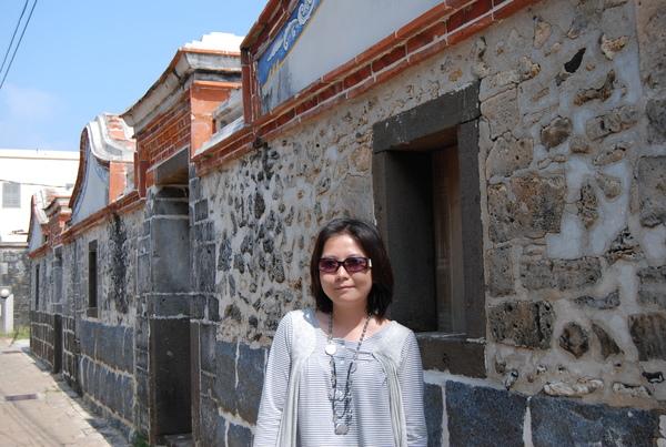 中社古厝裡也是百年房子