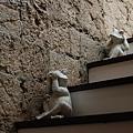 夏灩樓梯擺放的飾品 II