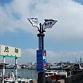 澎湖的漁港跟高雄前鎮漁港真的很不一樣