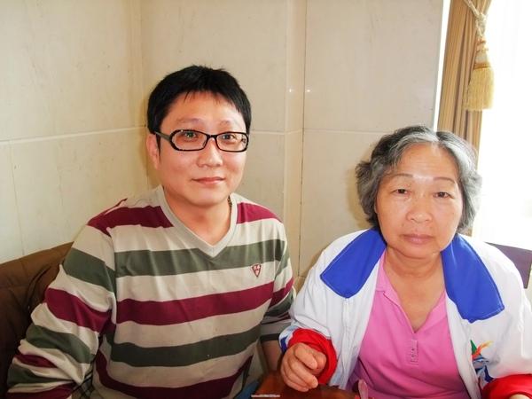 主任與鉛姨