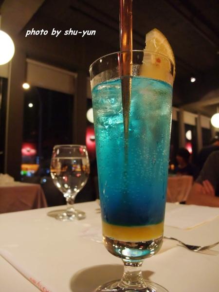 飲料/雪沁藍橙
