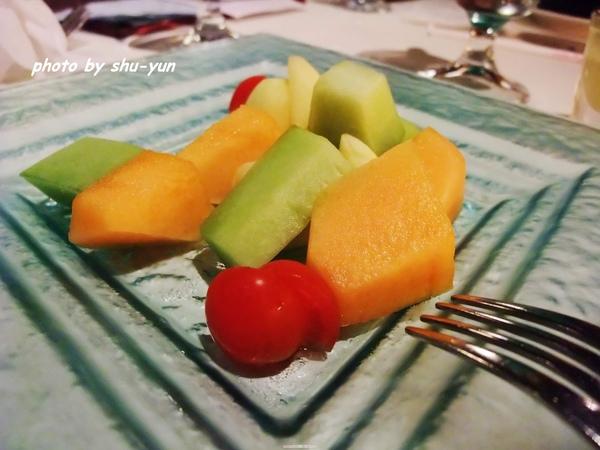 沙拉/時鮮水果沙拉