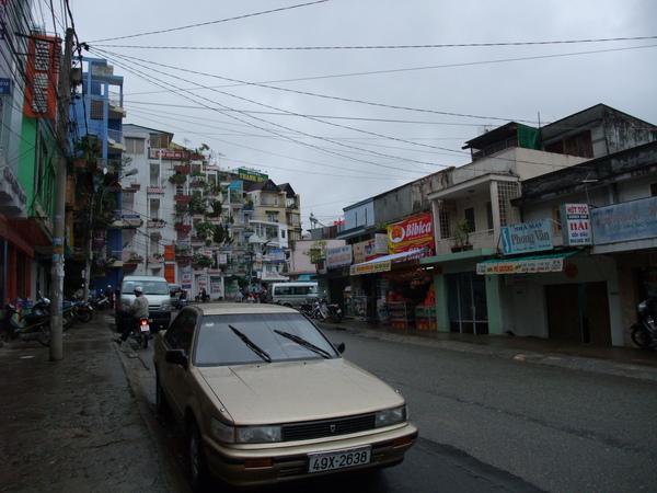大叻街景, 天氣不好...