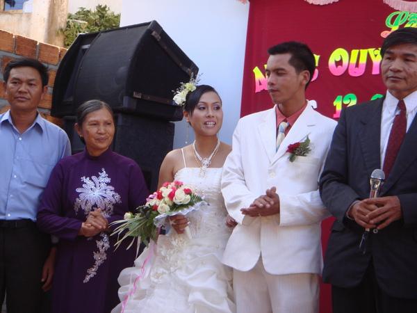 新娘子是工團主席呢