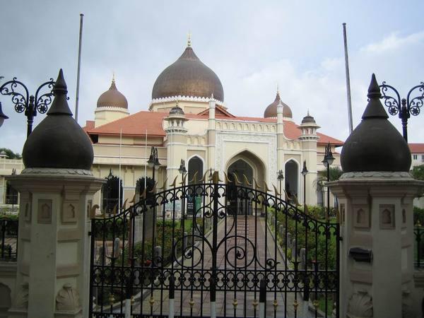 檳城的克林船長清真寺