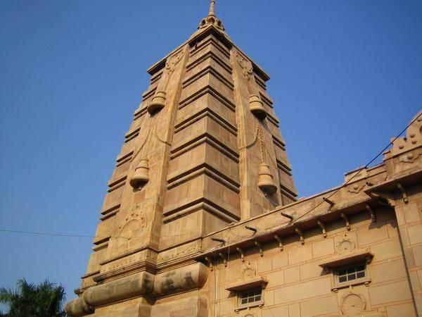 大菩提學會的寺廟