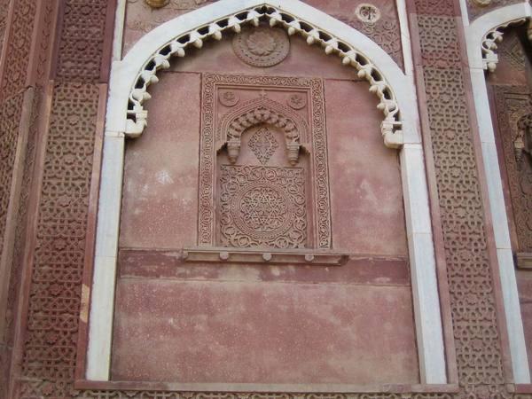 伊斯蘭風的六角形