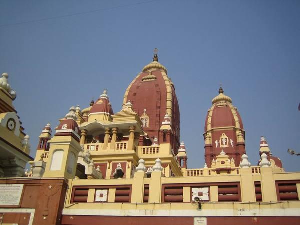 新德里的大吉祥天女廟