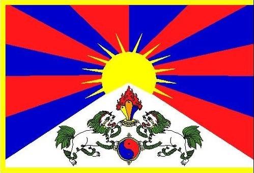 雪山獅子旗