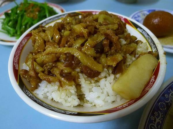 大碗魯肉飯