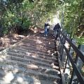 令人鐵腿的樓梯