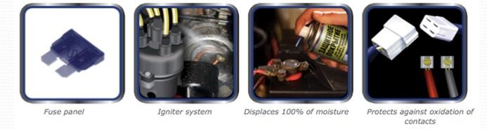 汽車奈米防護產品 (絕緣 潤滑 防鏽)
