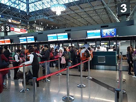 這次日本行是頭一次選擇搭達美航空